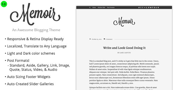 memoir-tumblog-style-wordpress-theme