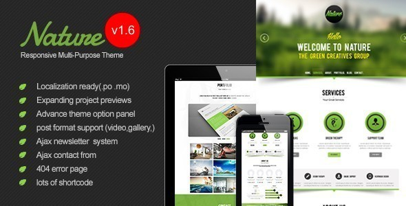 nature-responsive-onepage-wordpress-theme