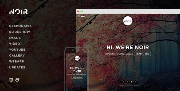 noir-responsive-coming-soon-template