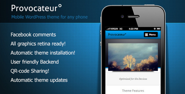provocateur-mobile-wordpress-theme