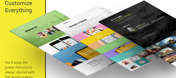 Best Responsive One Page WordPress Themes