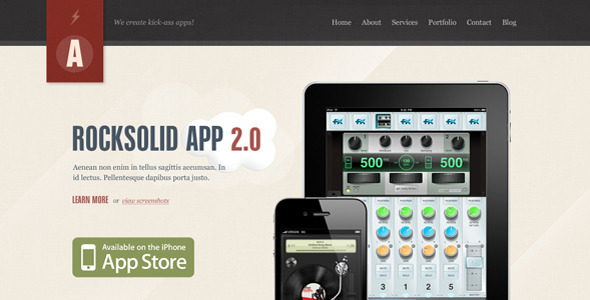 rocksolid-app-showcase-agency-wordpress