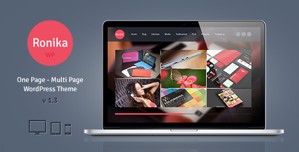 ronika-one-pagemulti-page-wordpress-theme