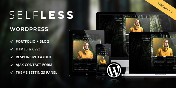 selfless-a-one-page-wordpress-vcard-theme