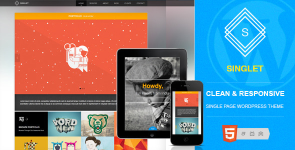 singlet-one-page-responsive-wordpress-theme