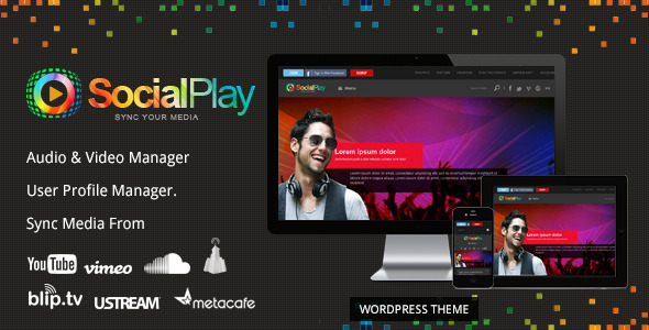 socialplay-media-sharing-wordpress-theme