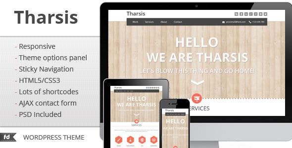 tharsis-responsive-portfolio-theme