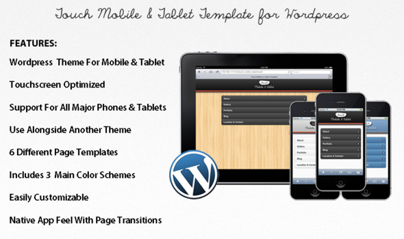 touch-mobile-tablet-wordpress-theme