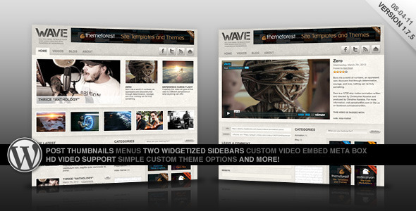 wave-video-theme-for-wordpress