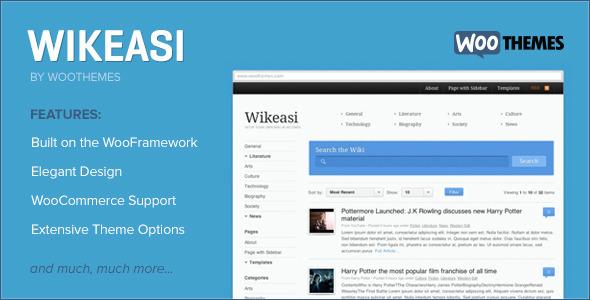 15 Best Knowledge Base Wiki Wordpress Themes 2015