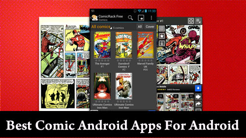 Best-Comic-Android-Apps-For-Android