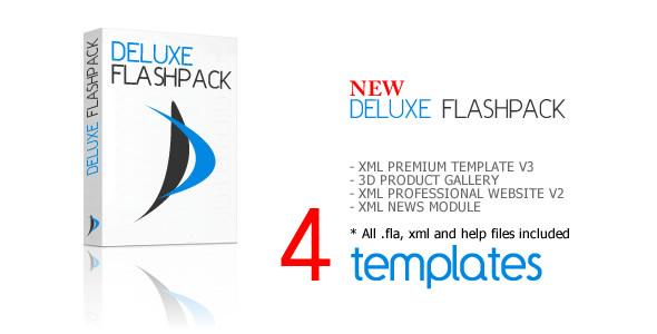 Deluxe FlashPack