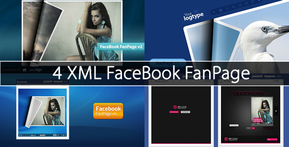 FaceBook FanPage - Bundle
