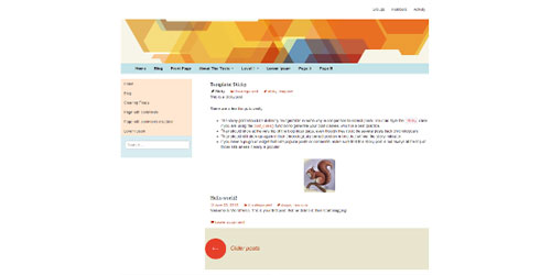 Flat-Portfolio-Wordpress-Themes