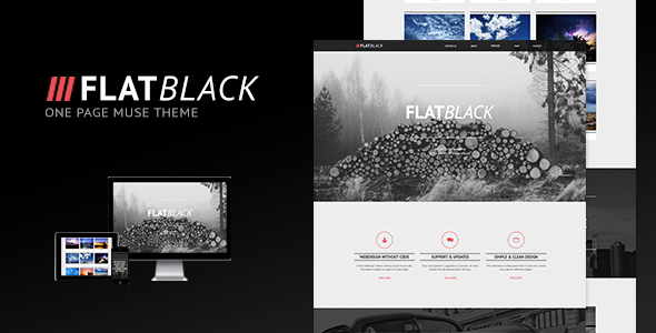 25 Best Responsive Creative Muse Templates 2015