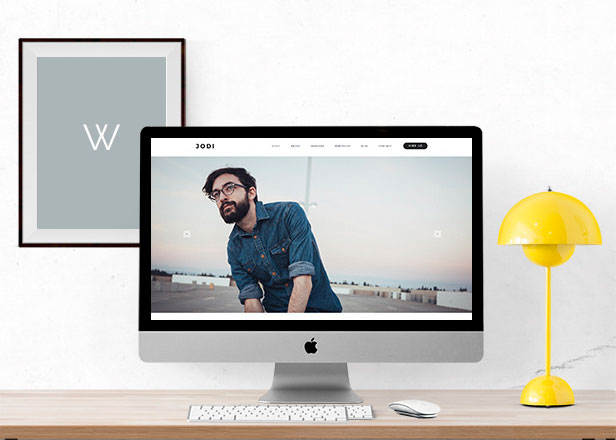 Jodi-Clean-Multipurpose-Portfolio-Template
