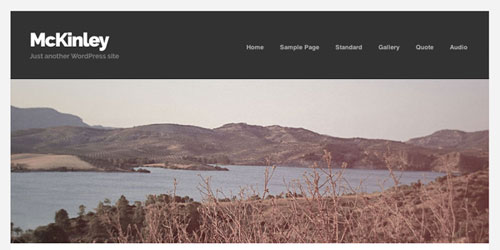 McKinley-Wordpress-Blog-Themes