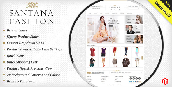 Santana Fashion Store