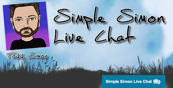 Simple Simon Live Chat WordPress Plugin