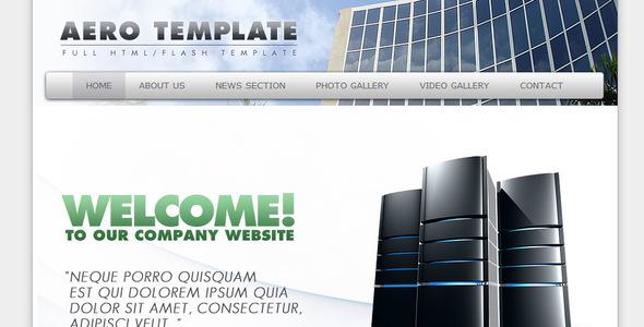 aero-template-full-htmlflashxml-templat