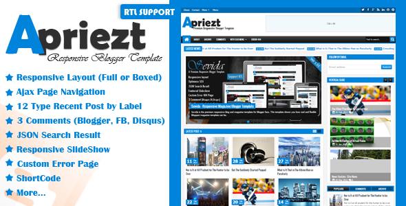 apriezt-responsive-magazinenews-blogger-theme
