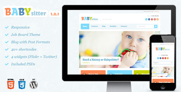 babysitter-responsive-wordpress-theme