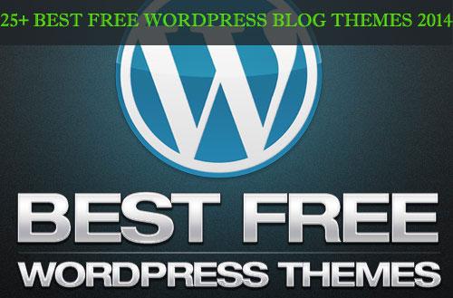 25+ Best Free Wordpress Blog Themes 2014 - DesignMaz