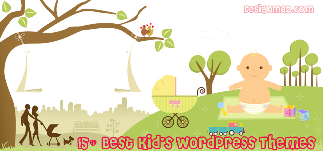 15+ Best Kid's WordPress Themes
