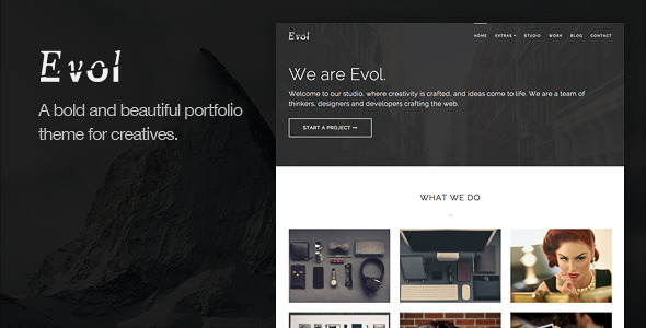 evol-agency-freelance-portfolio-theme