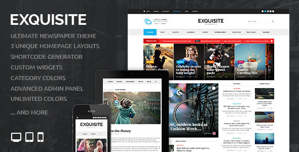 exquisite-ultimate-newspaper-theme