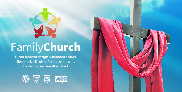 family-church-clean-responsive-religion-theme