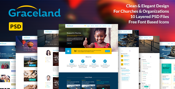 graceland-psd-for-church-charity