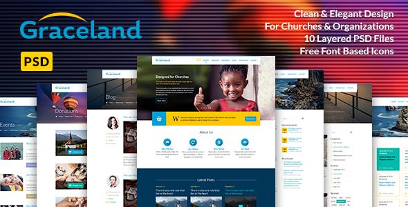 graceland-psd-for-church-charity