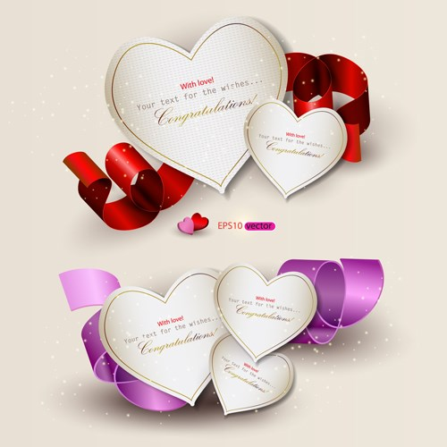 heart-and-ribbons-valentine-cards-vector-set-02