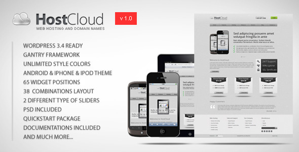 hostcloud-premium-wordpress-theme