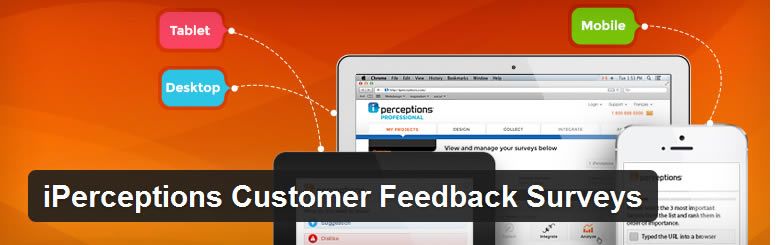 iPerceptions Customer Feedback Surveys