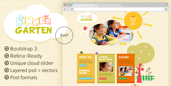 kindergarten-bootstrap-3-wordpress-theme