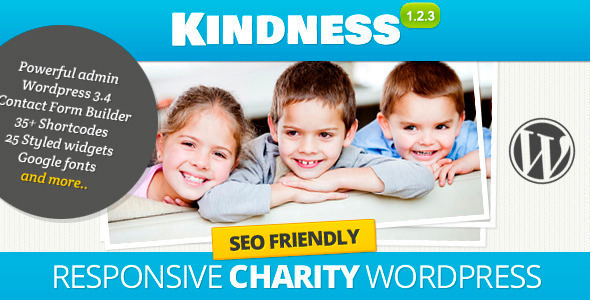 kindness-premium-wordpress-theme