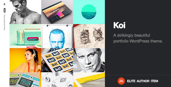koi-responsive-portfolio-wordpress-theme