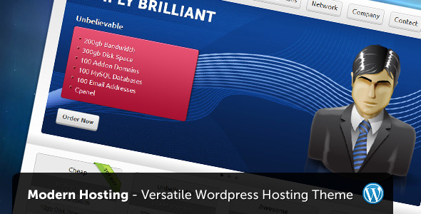 modern-hosting-wordpress-version