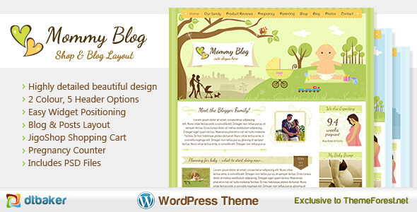 mommy-blog-premium-wordpress-jigoshop-theme