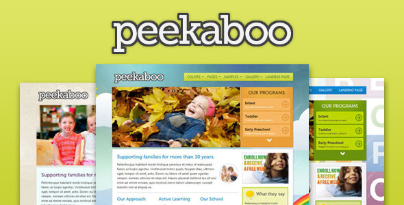 pekaboo-for-wordpress-children-theme-template