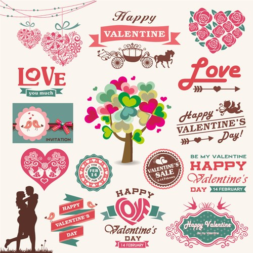 romantic-valentine-retro-labels-and-decor-vector-02