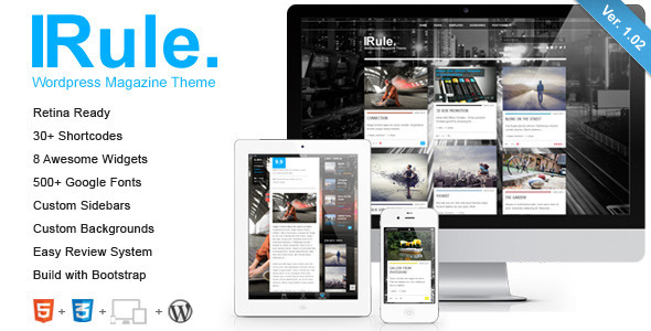 rule-retina-responsive-wordpress-theme