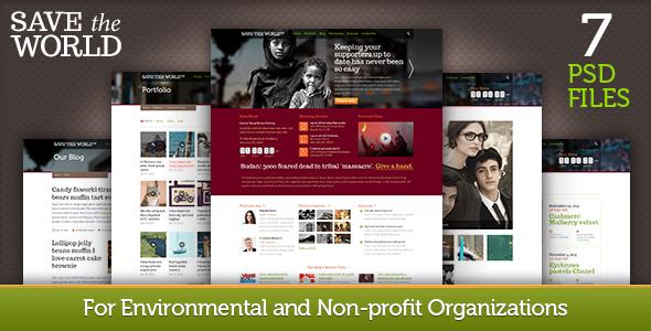 savetheworld-for-charity-organizations