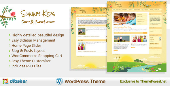sunny-kids-responsive-creative-woocommerce-theme