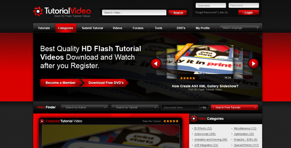 tutorial-flash-video-blog-video-social-template