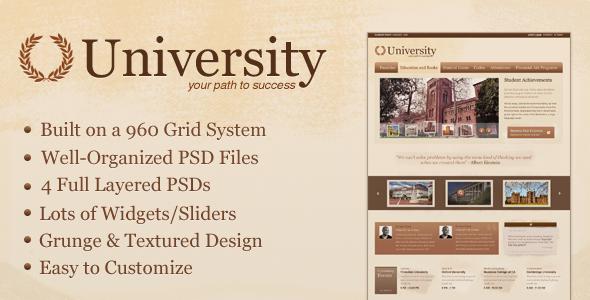 university-educationmedia-centric-template