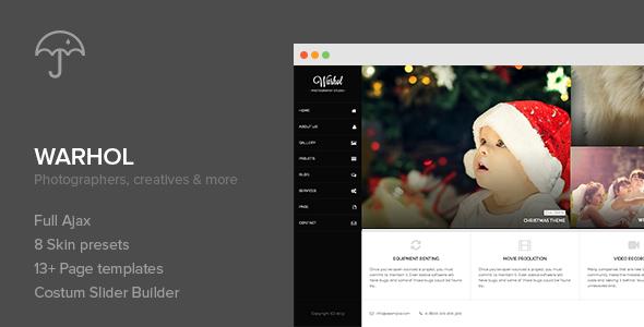 warhol-portfolio-responsive-wordpress-theme
