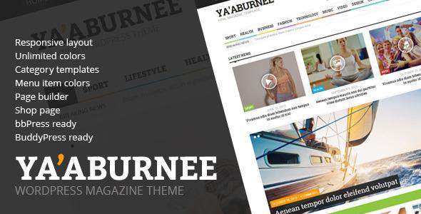 yaaburnee-magazine-ecommerce-theme